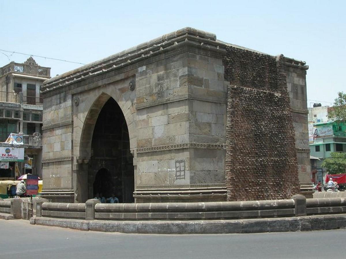 The Gates or Darwazas of Ahmedabad - Sheet9