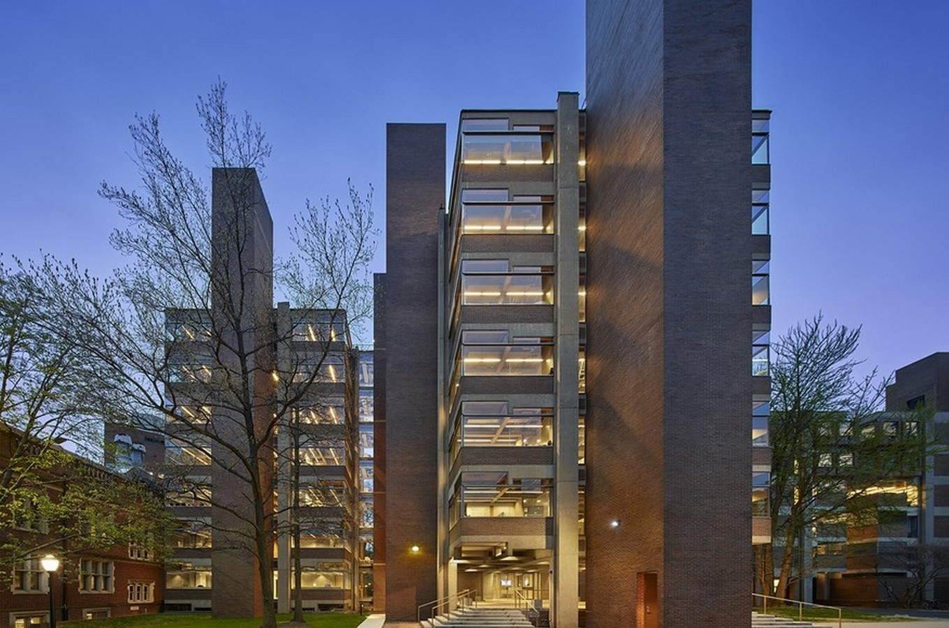 Richards Medical Research Laboratories by Louis Kahn: The most consequential building - Sheet3