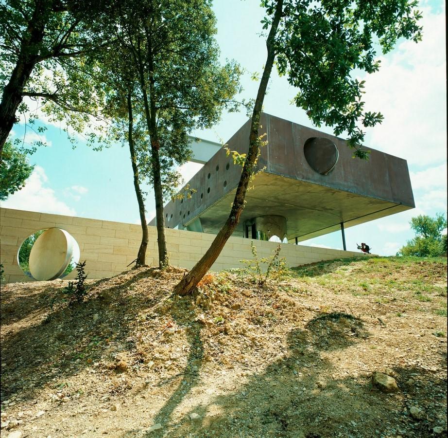 Maison Bordeaux by Rem Koolhaas: The living house - Sheet2