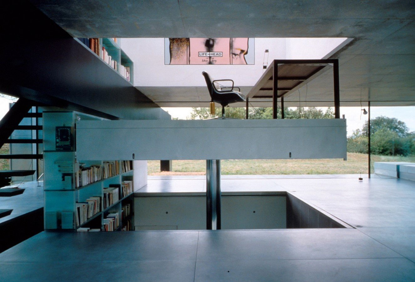 Maison Bordeaux by Rem Koolhaas: The living house - Sheet3