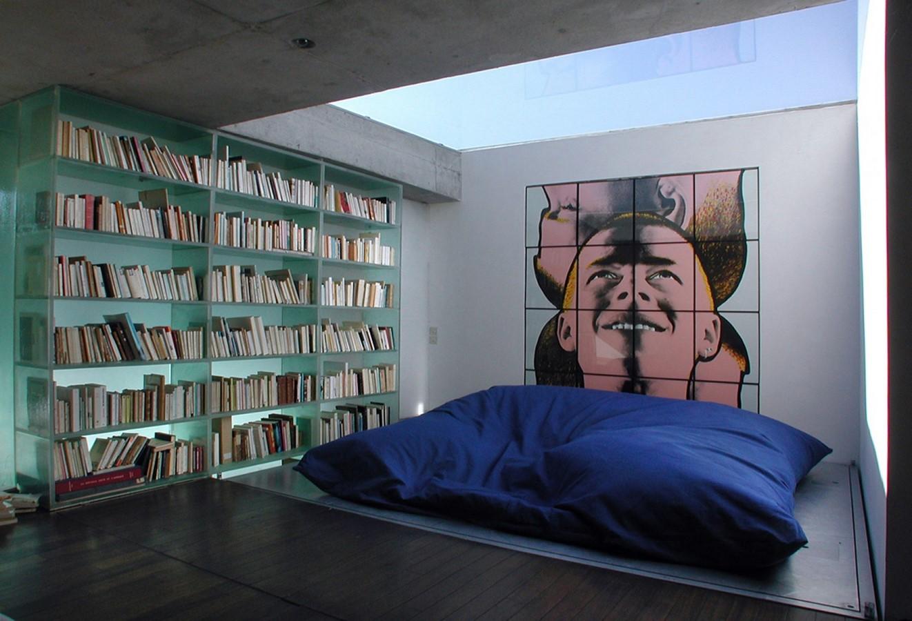 Maison Bordeaux by Rem Koolhaas: The living house - Sheet5
