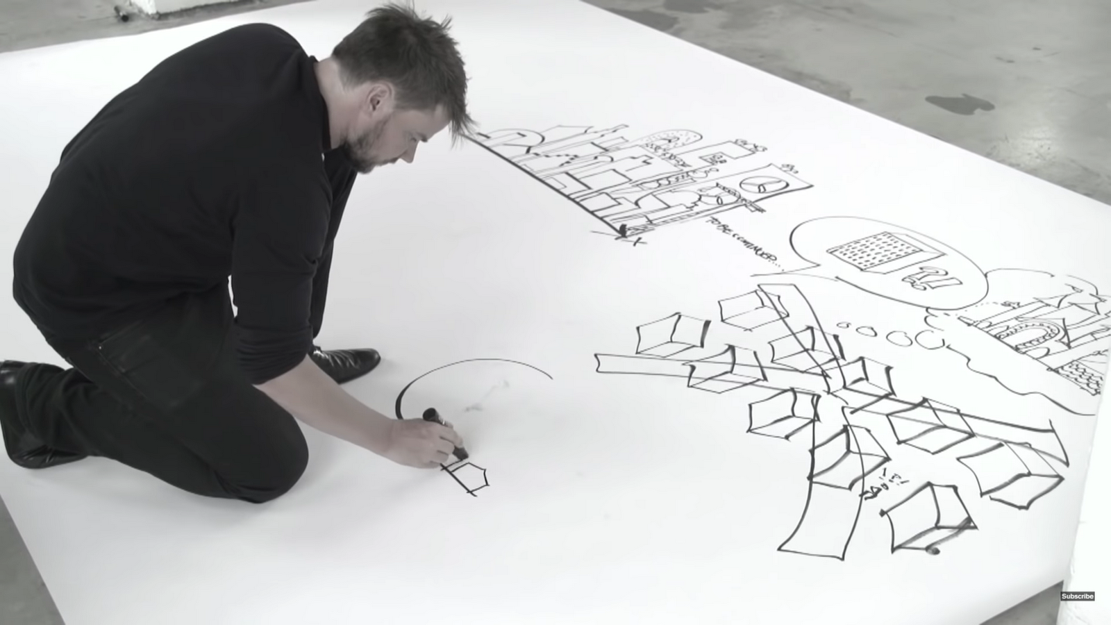 Interviews with Architects: Bjarke Ingels: Architecture should be more like Minecraft - Sheet3