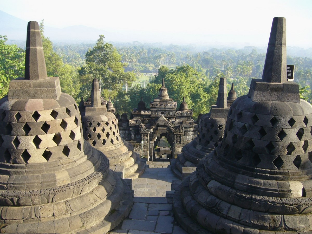 The Architectural Heritage of Indonesia - Sheet1