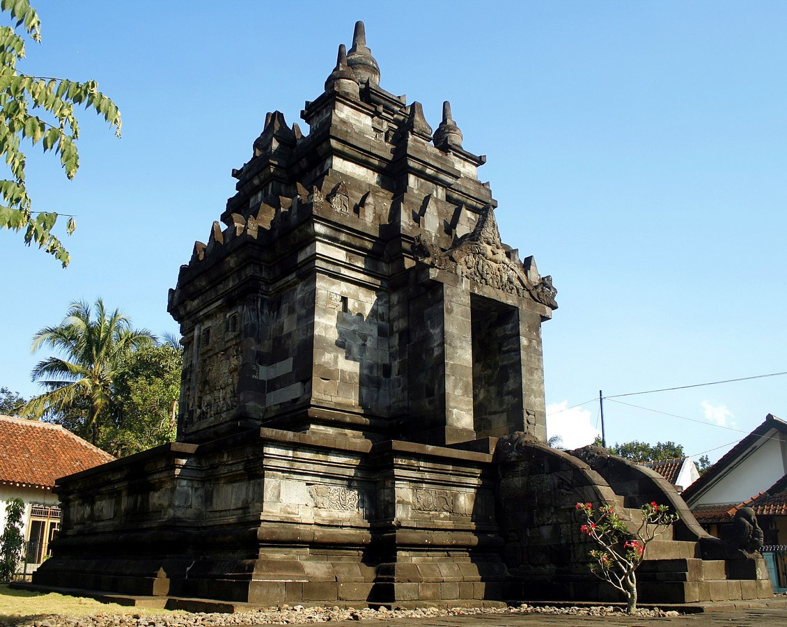 The Architectural Heritage of Indonesia - Sheet2