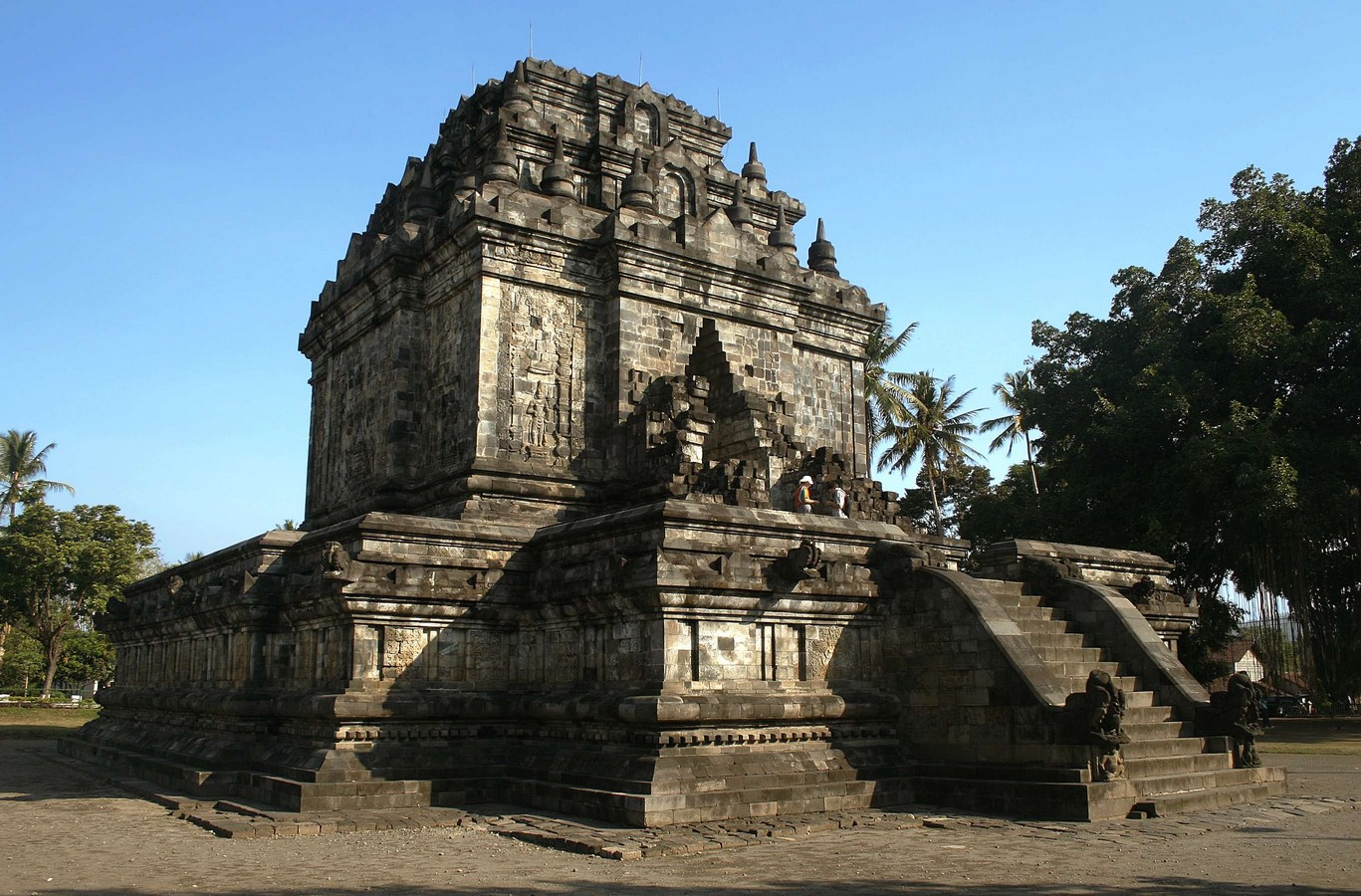 The Architectural Heritage of Indonesia - Sheet3