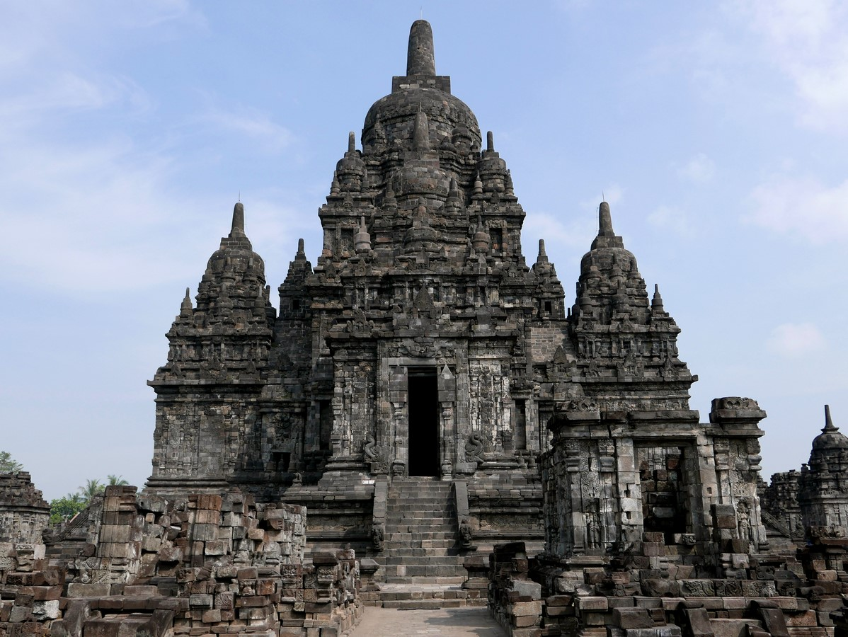 The Architectural Heritage of Indonesia - Sheet4