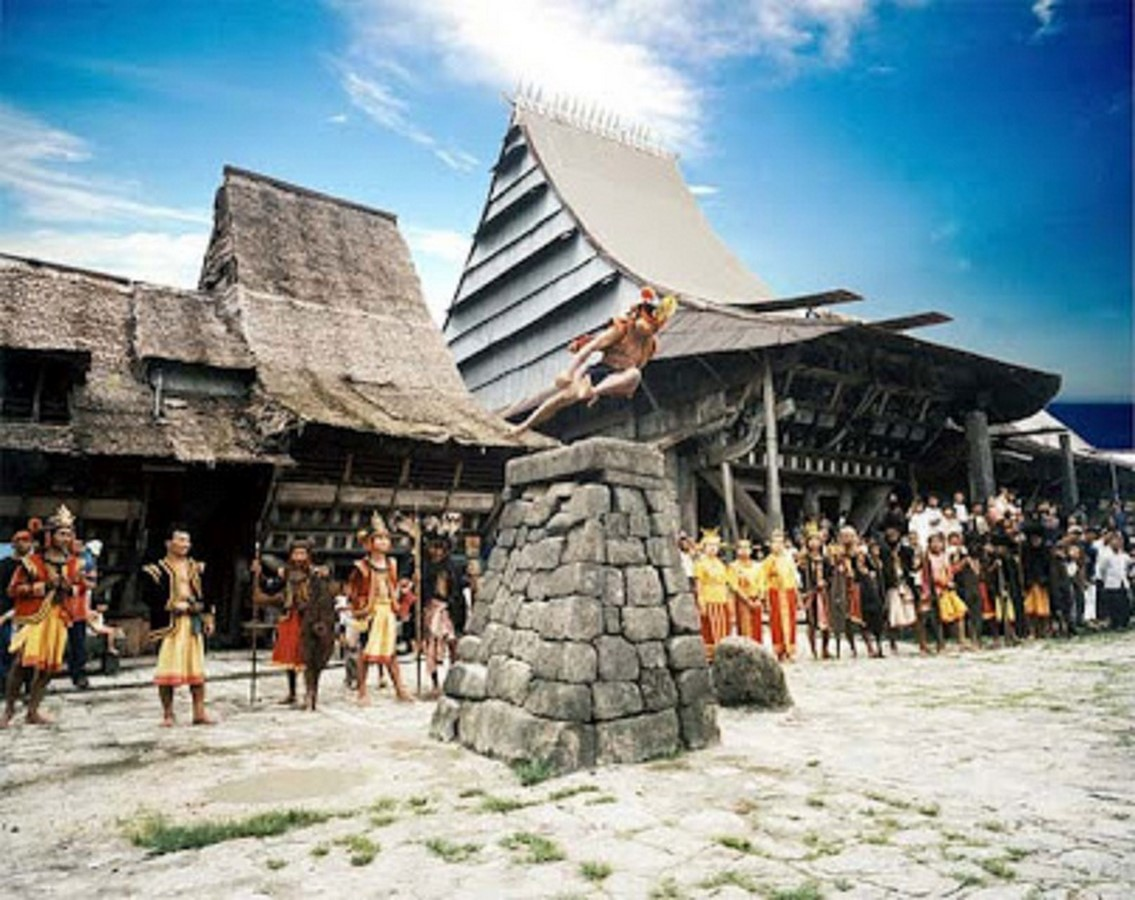 The Architectural Heritage of Indonesia - Sheet7