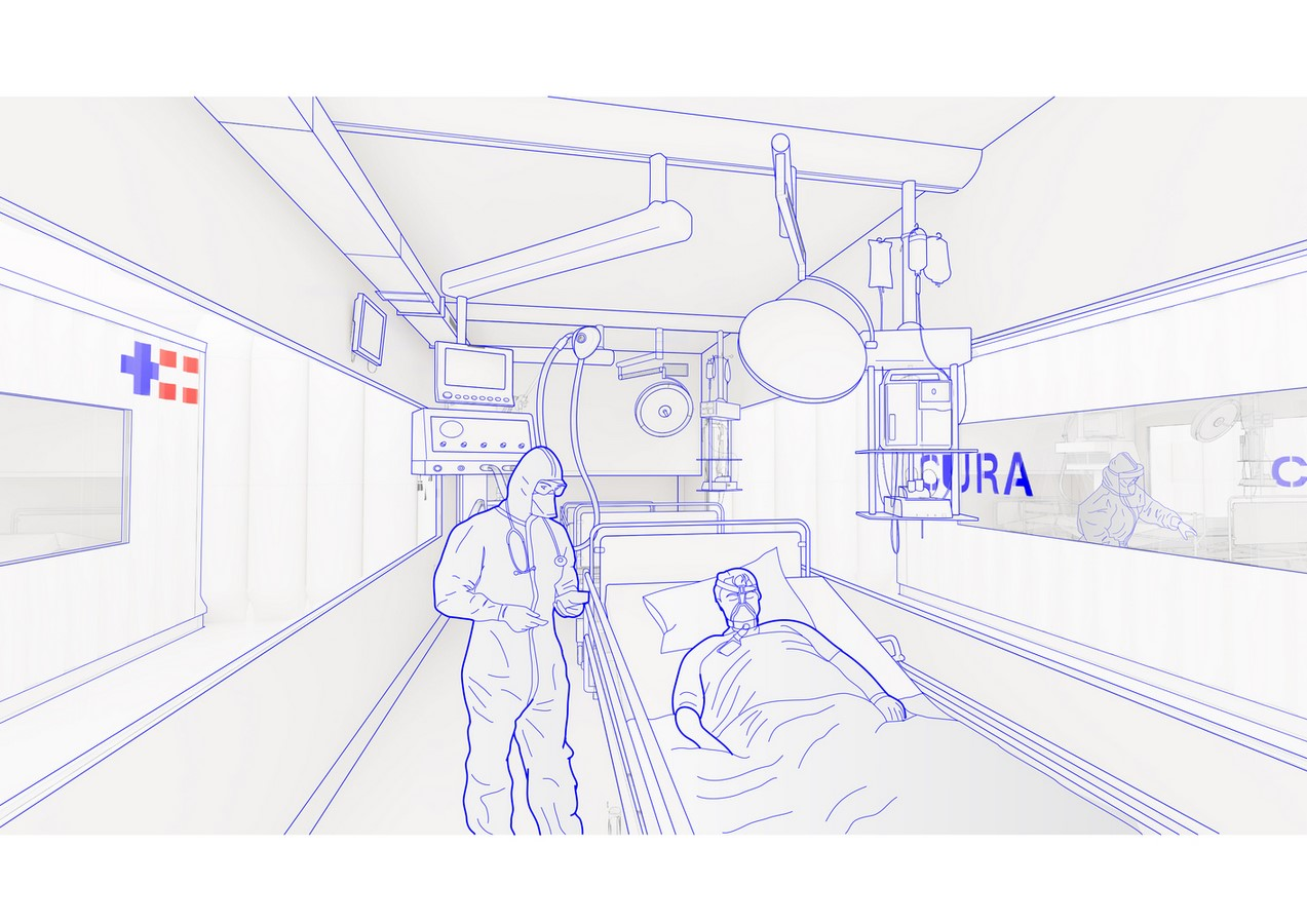 """Interviews with Architects: Carlo Ratti: """"We Asked a Simple Question on Coronavirus - What Can We Do?"""" - Sheet6"""