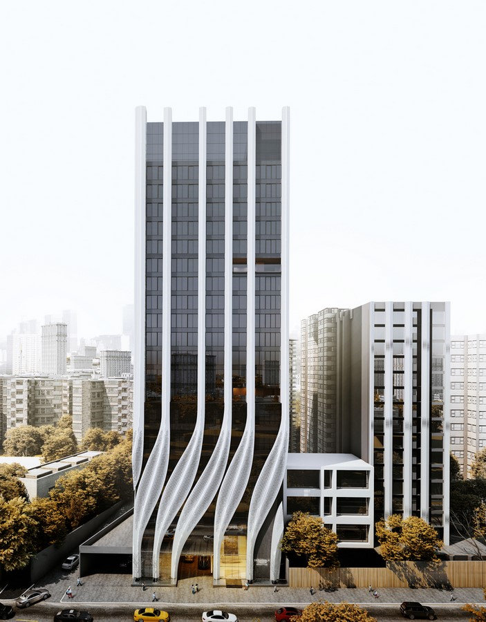ID Origins Headquarters in the heart of South Mumbai Rehabilitated by Studio Symbiosis - Sheet2