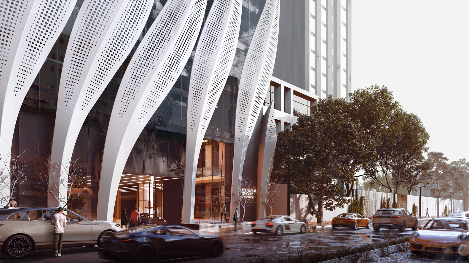 ID Origins Headquarters in the heart of South Mumbai Rehabilitated by Studio Symbiosis - Sheet6