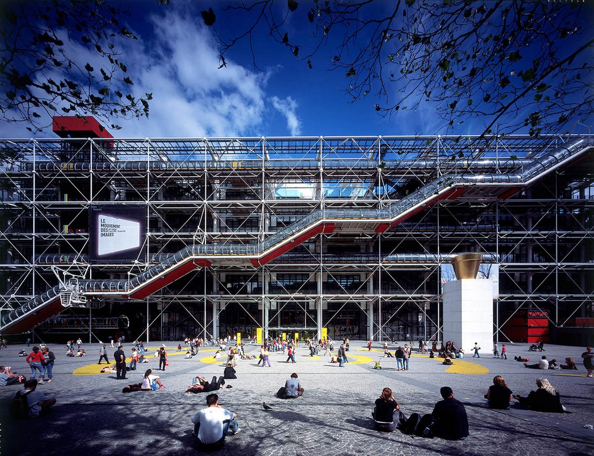 Pompidou Center to Close Completely for Renovations from 2023 to 2027 - Sheet4