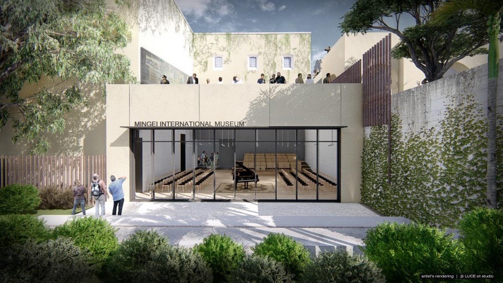 Mingei International Museum, San Diego reimagined by LUCE et Studio - Sheet4