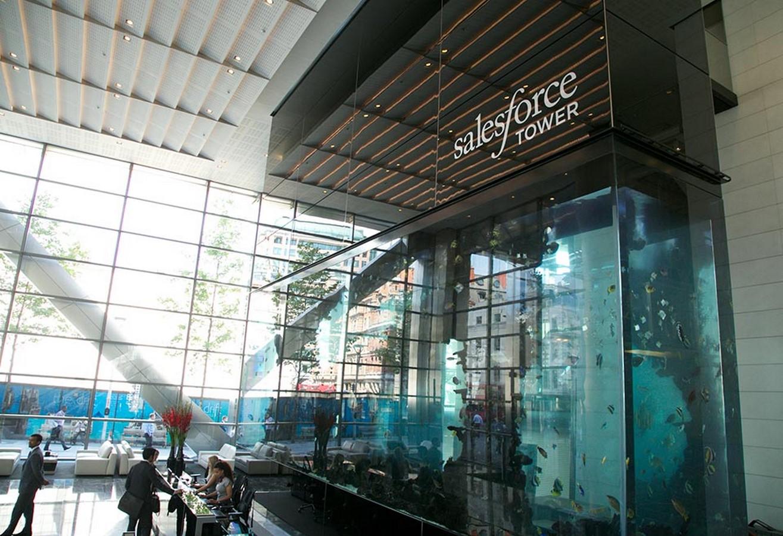 Heron Tower / Salesforce Tower, 110 Bishopsgate Sheet3