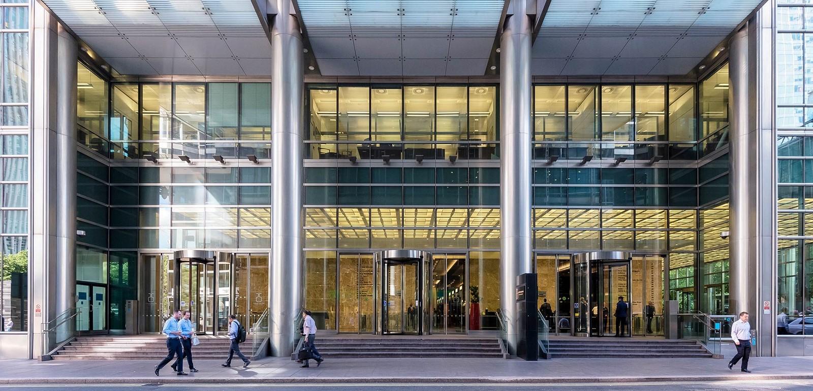 25 Canada Square/ Citigroup Centre - Sheet2