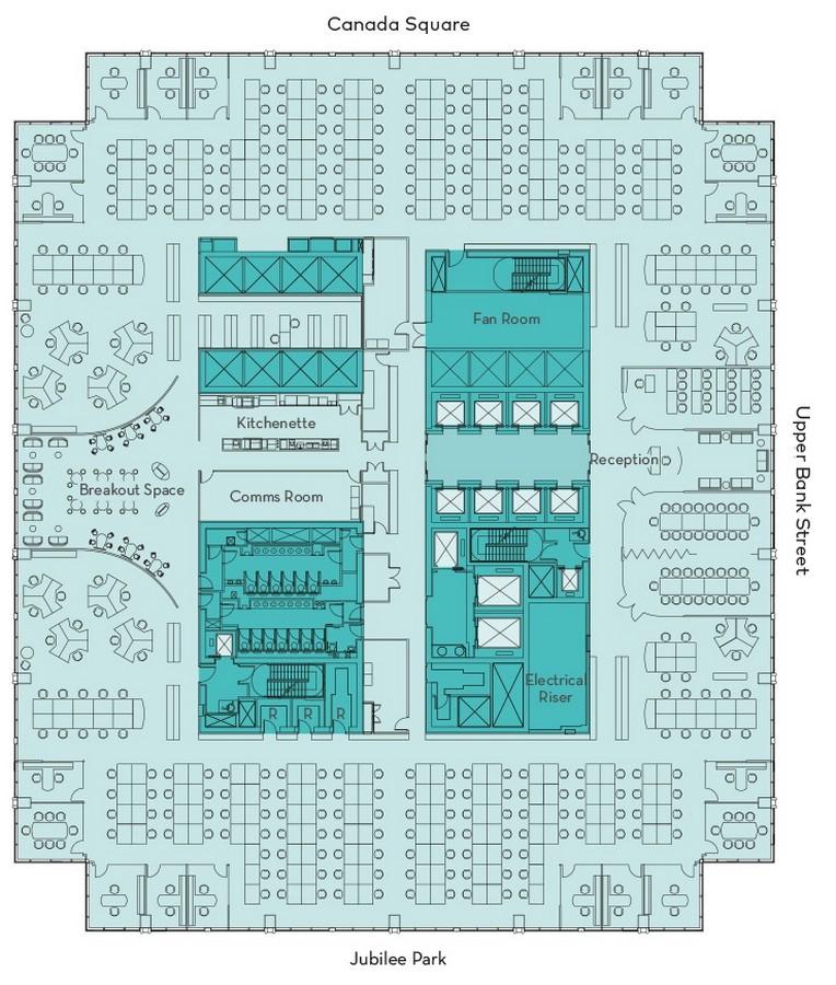 25 Canada Square/ Citigroup Centre - Sheet3