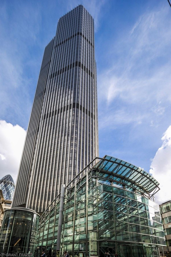 Tower 42/ NatWest Tower - Sheet1