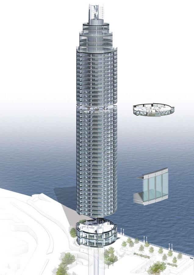 St George Wharf Tower, Vauxhall Tower - Sheet22