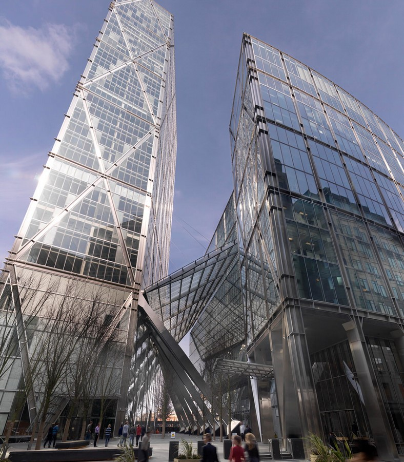 The Broadgate Tower - Sheet1