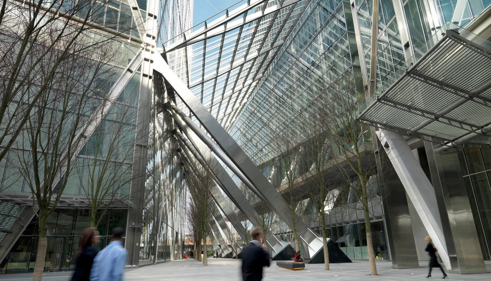The Broadgate Tower - Sheet2