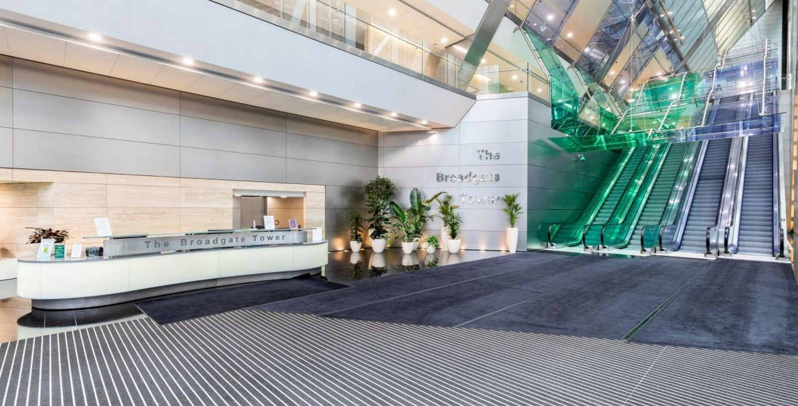 The Broadgate Tower - Sheet3