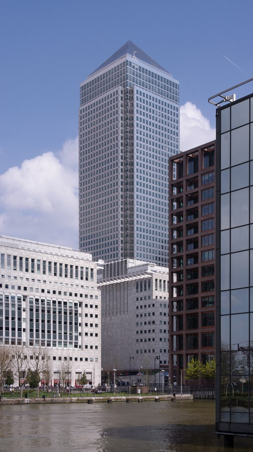 One Canada Square - Sheet1