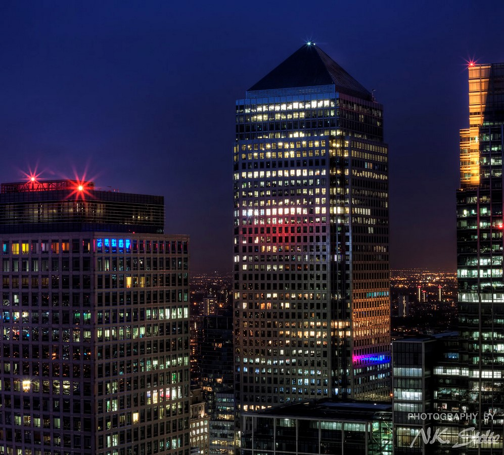 One Canada Square - Sheet2