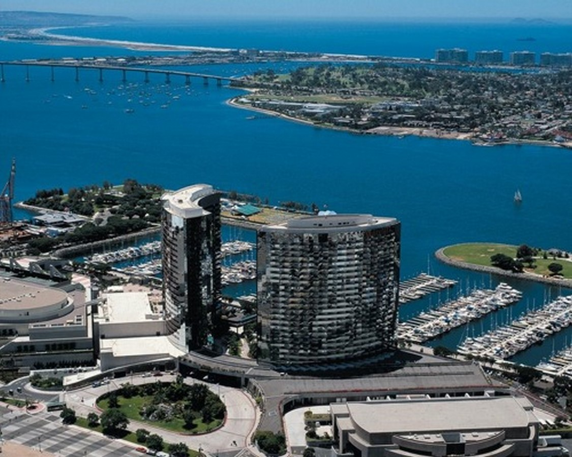 San Diego Marriott Marquis & Marina Hotel - Sheet1
