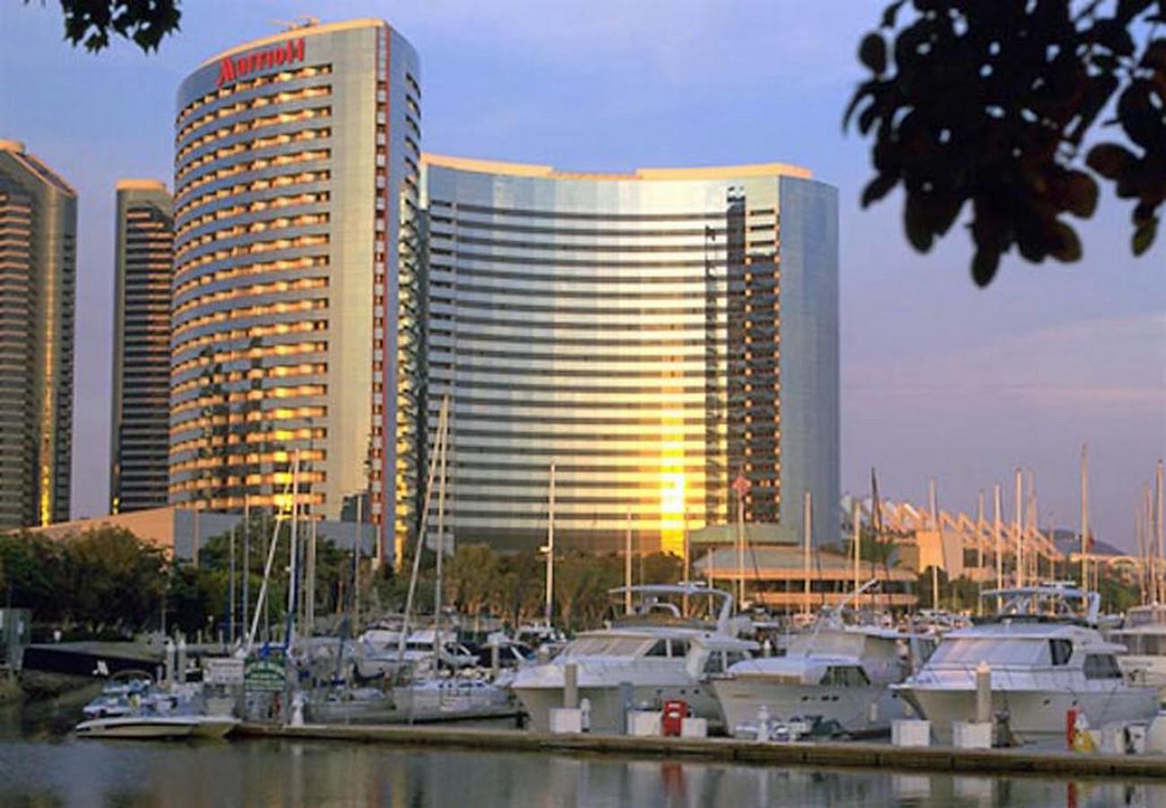 San Diego Marriott Marquis & Marina Hotel - Sheet3
