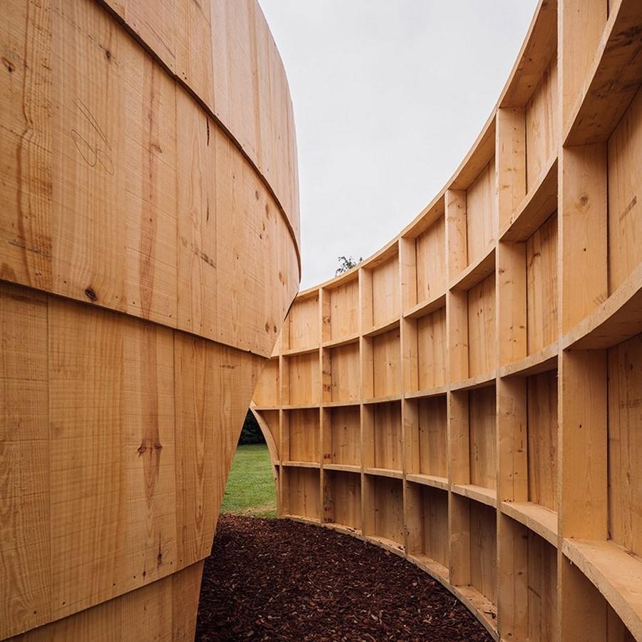 Circular Garden Pavilion - Porto - Sheet3
