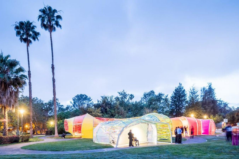 Second Home Serpentine Pavilion - Los Angeles -Sheet1