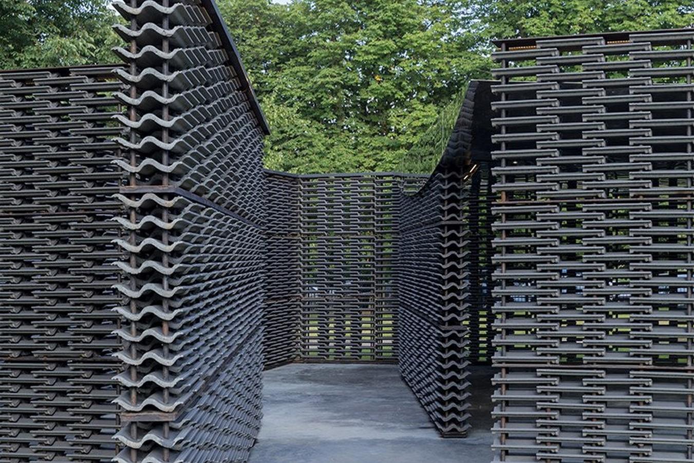 Serpentine Pavilion 2018 - London - Sheet1