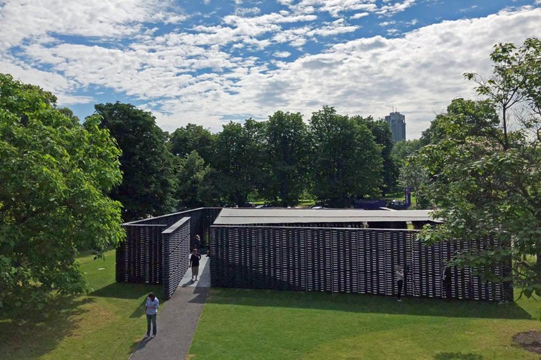 Serpentine Pavilion 2018 - London - Sheet2