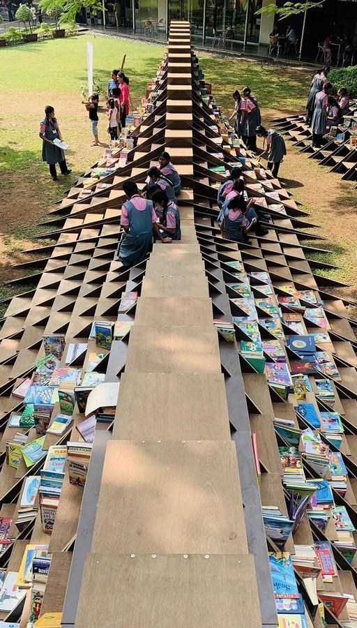 Bookworm Pavilion - Mumbai - Sheet3