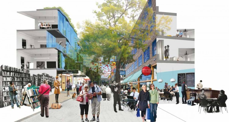 Reinstating the Human in our city spaces - Sheet2