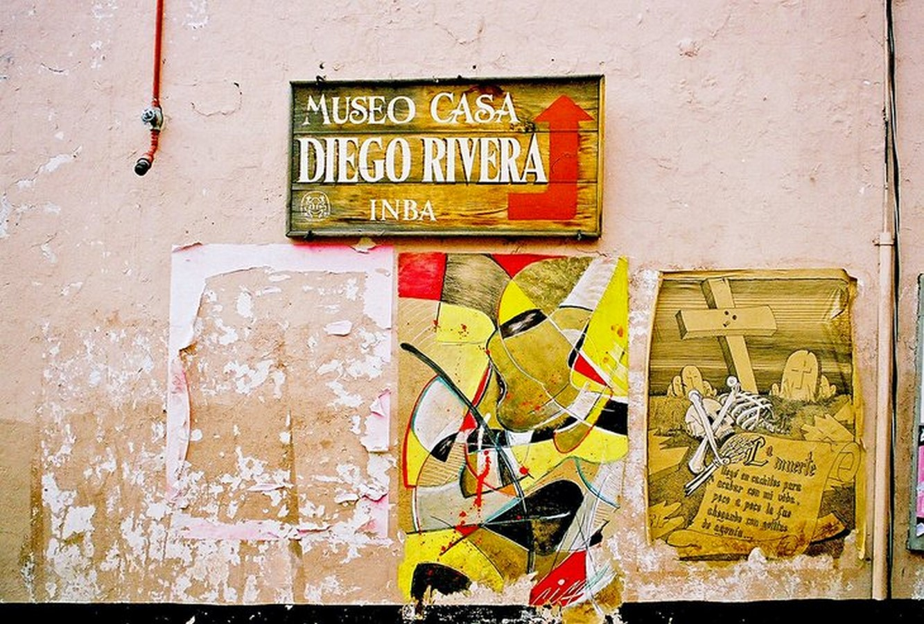 The Diego Rivera House and Museum - Sheet1