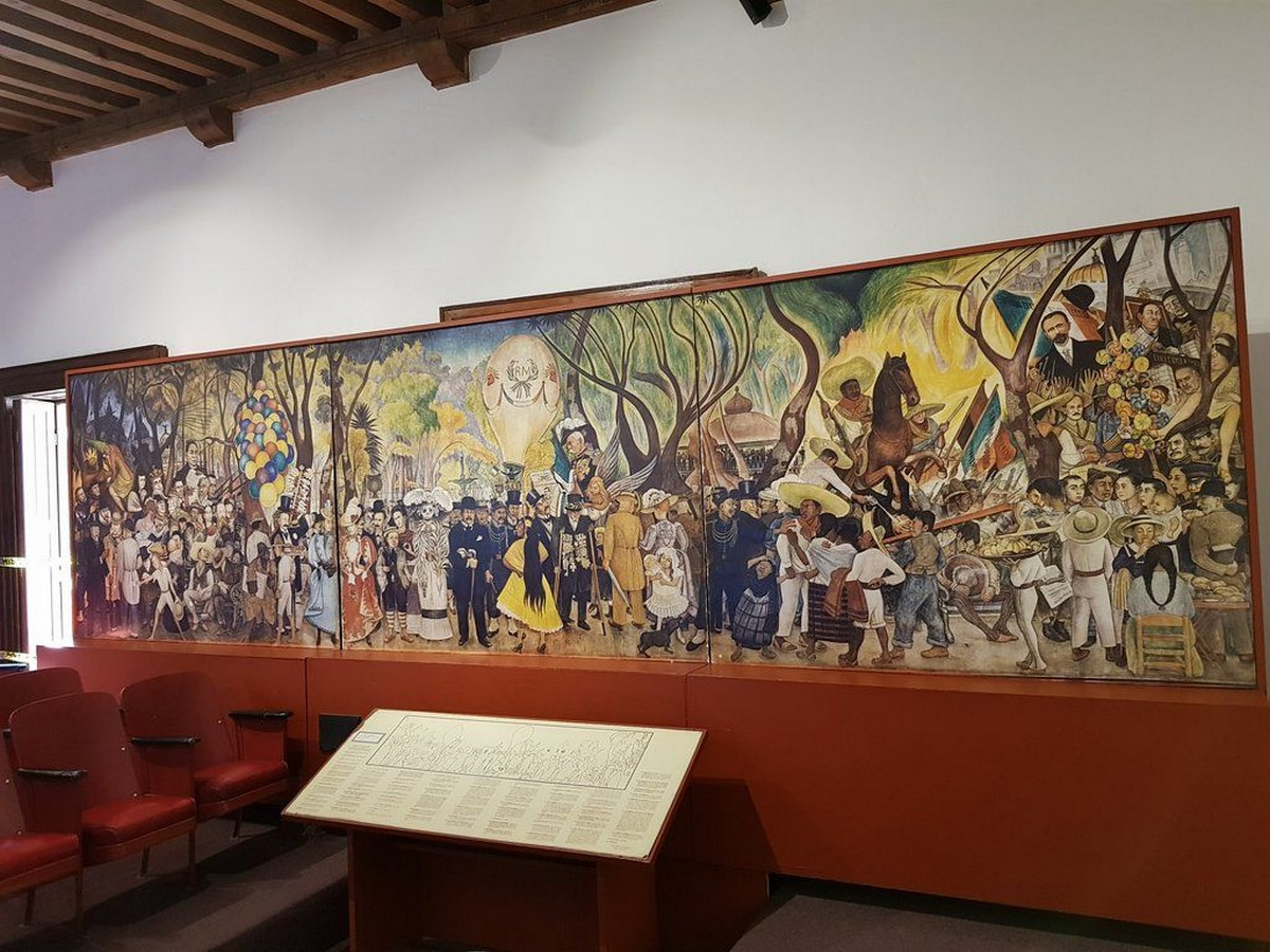 The Diego Rivera House and Museum - Sheet2