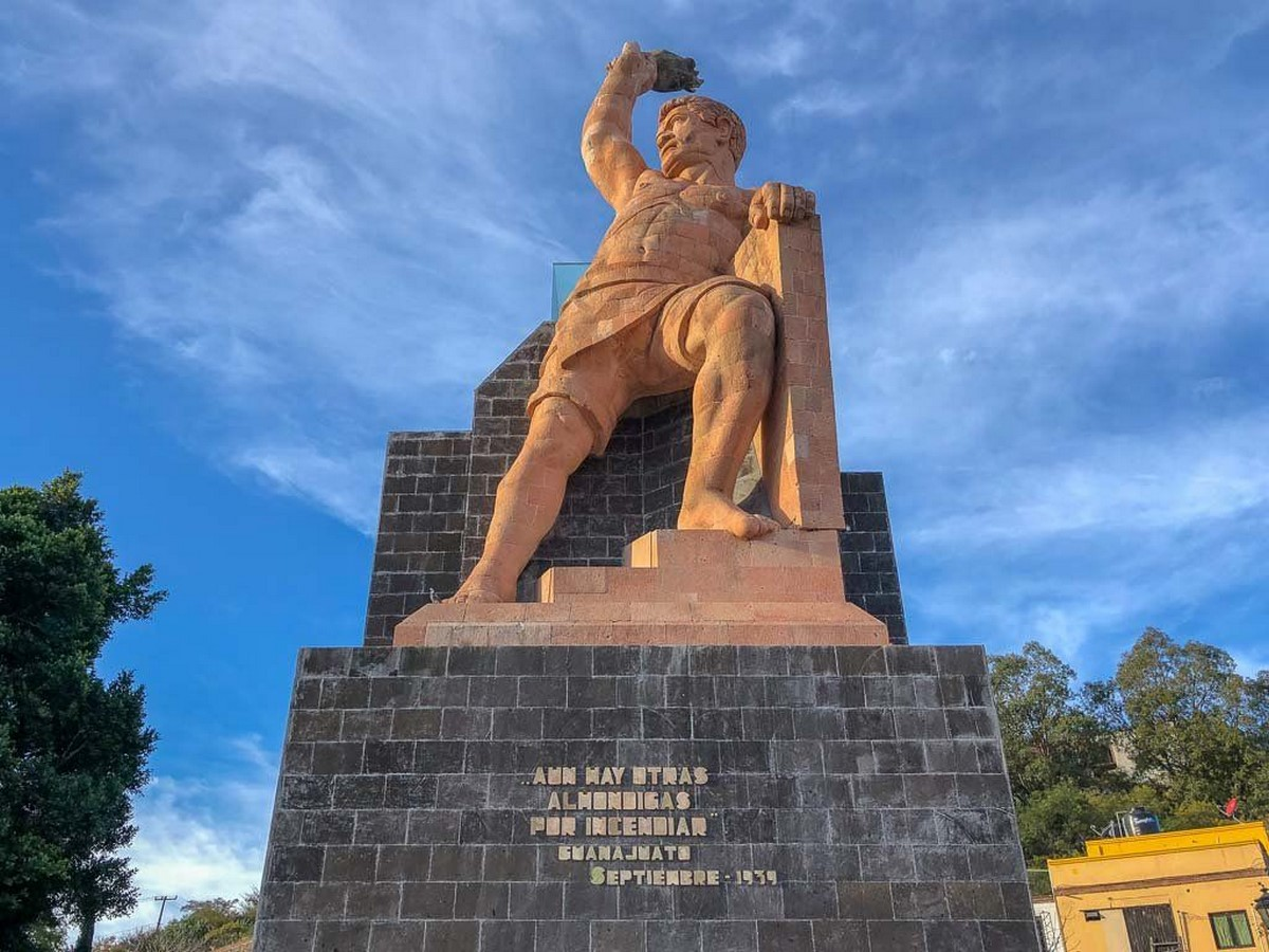Monumento El Pípila - Sheet1