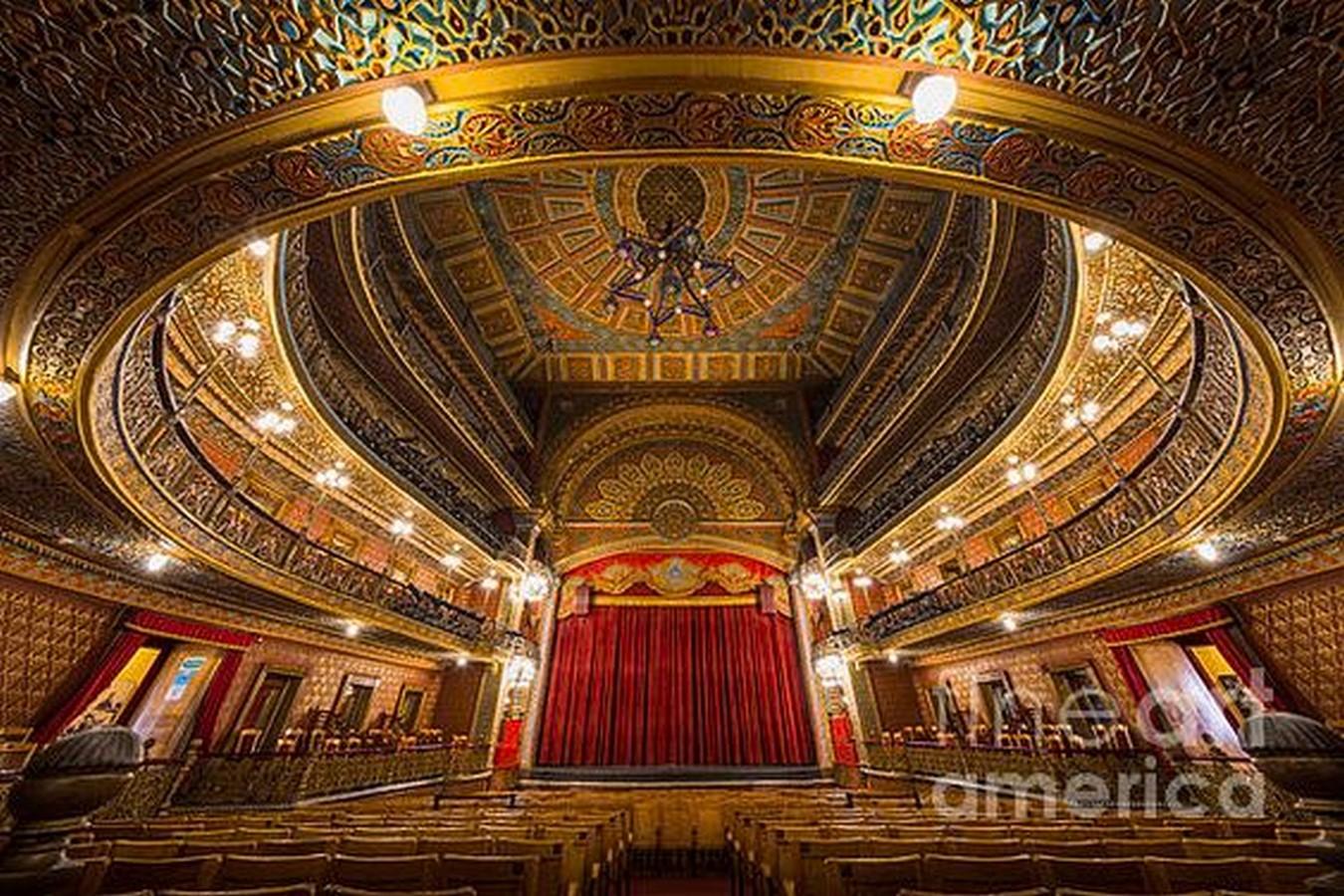 Teatro Juárez - Sheet3