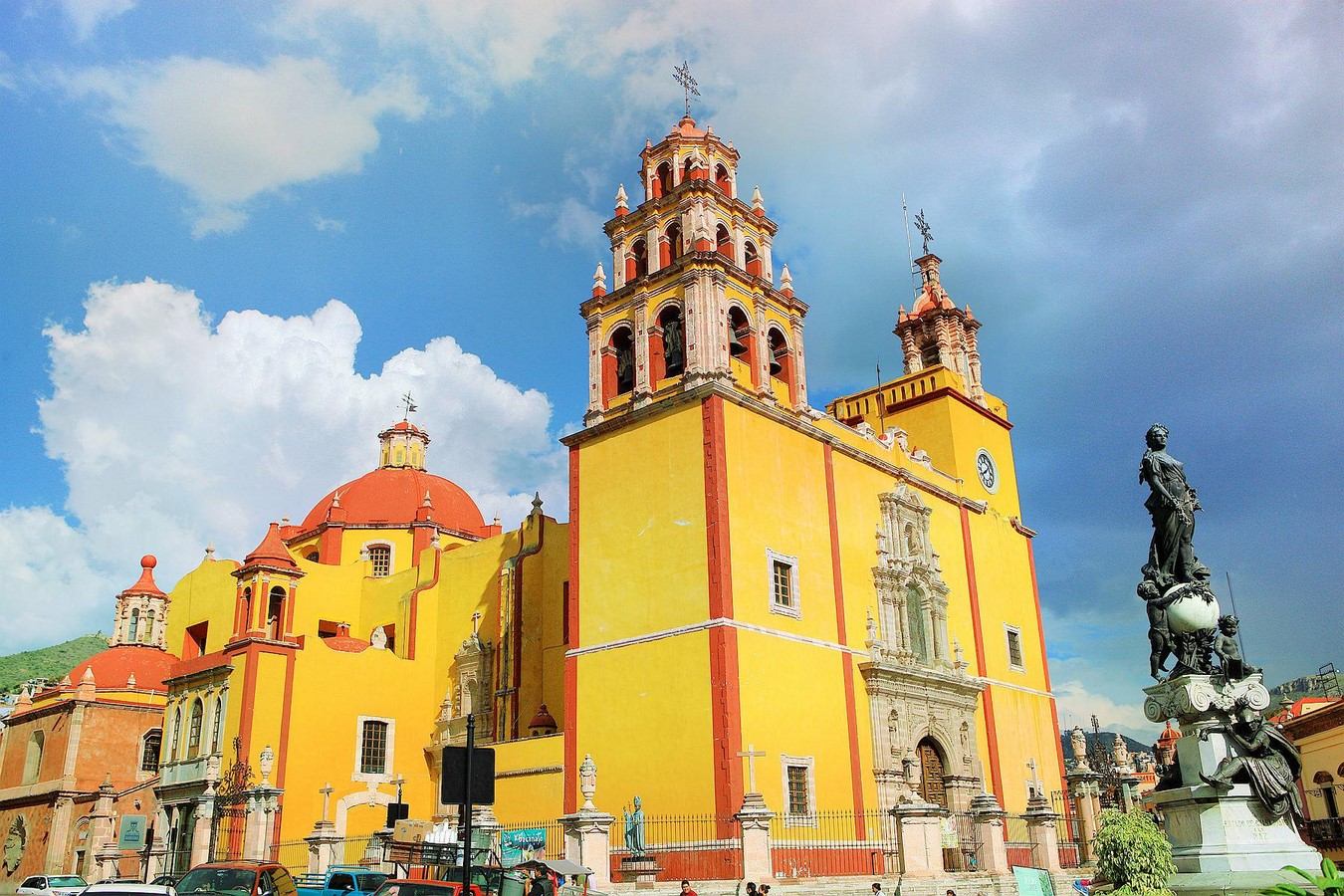 The Basilica of Our Lady of Guanajuato - Sheet1