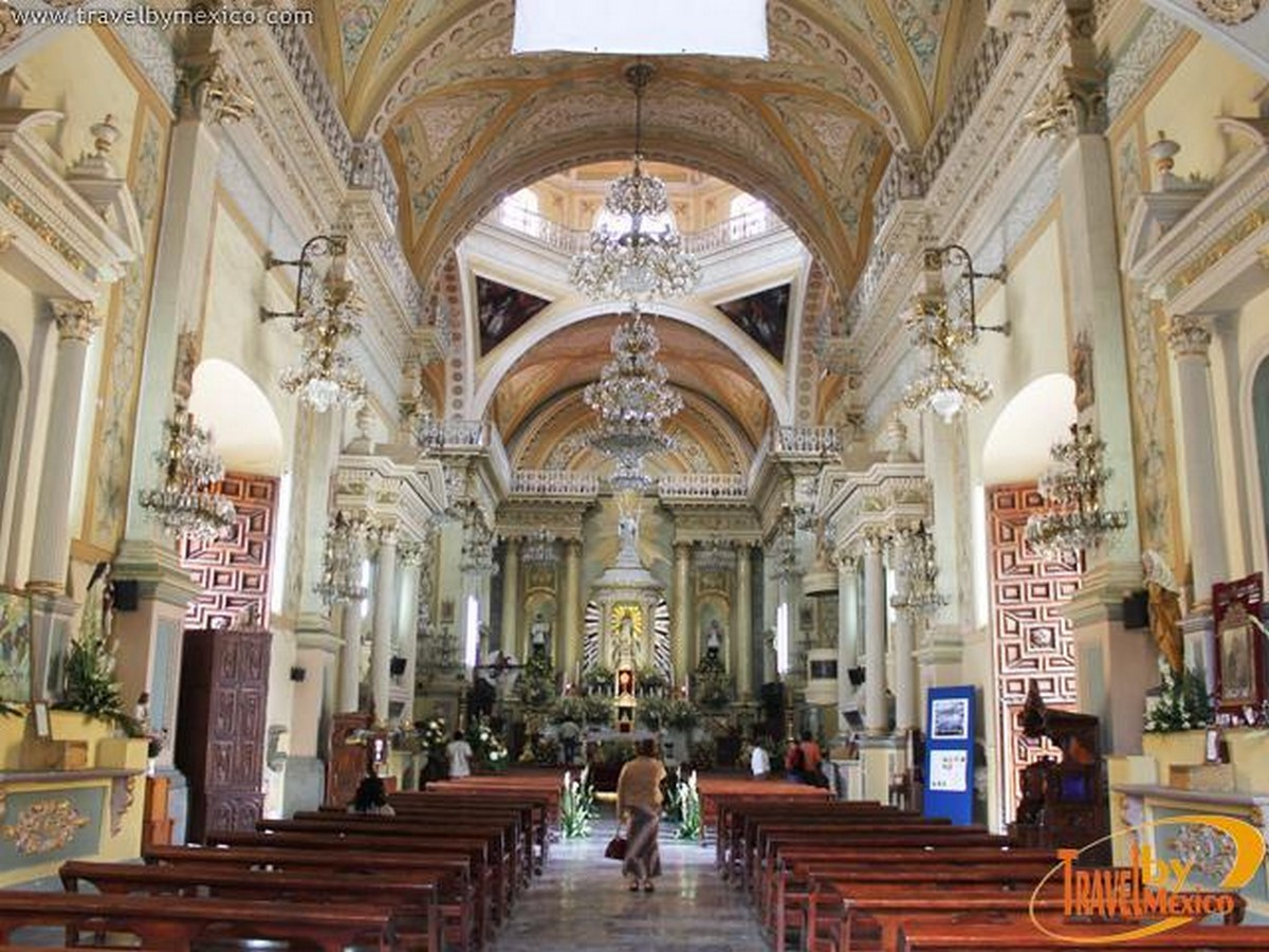 The Basilica of Our Lady of Guanajuato - Sheet3
