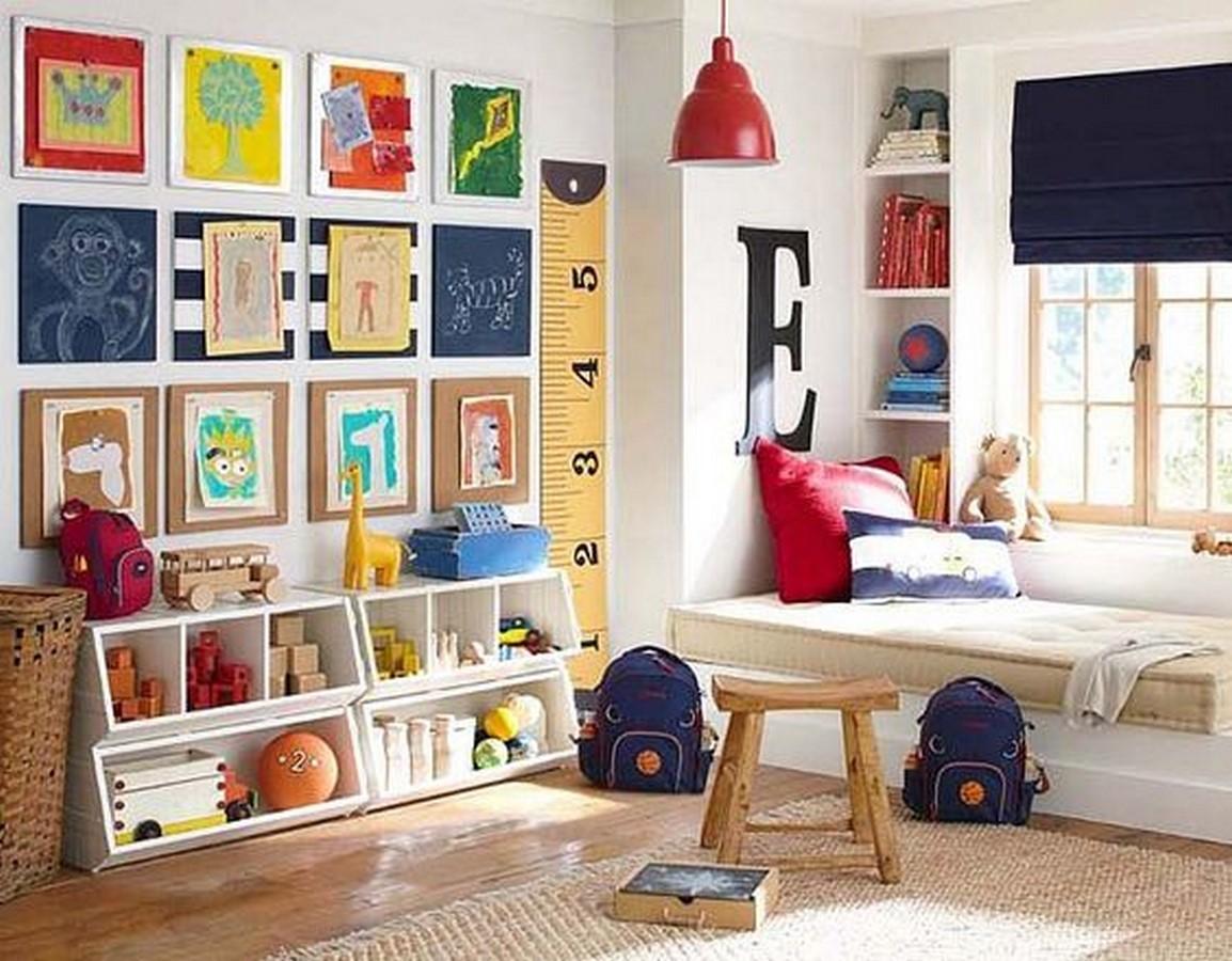 10 Ways of Using Corkboard in Interior Design - Sheet10