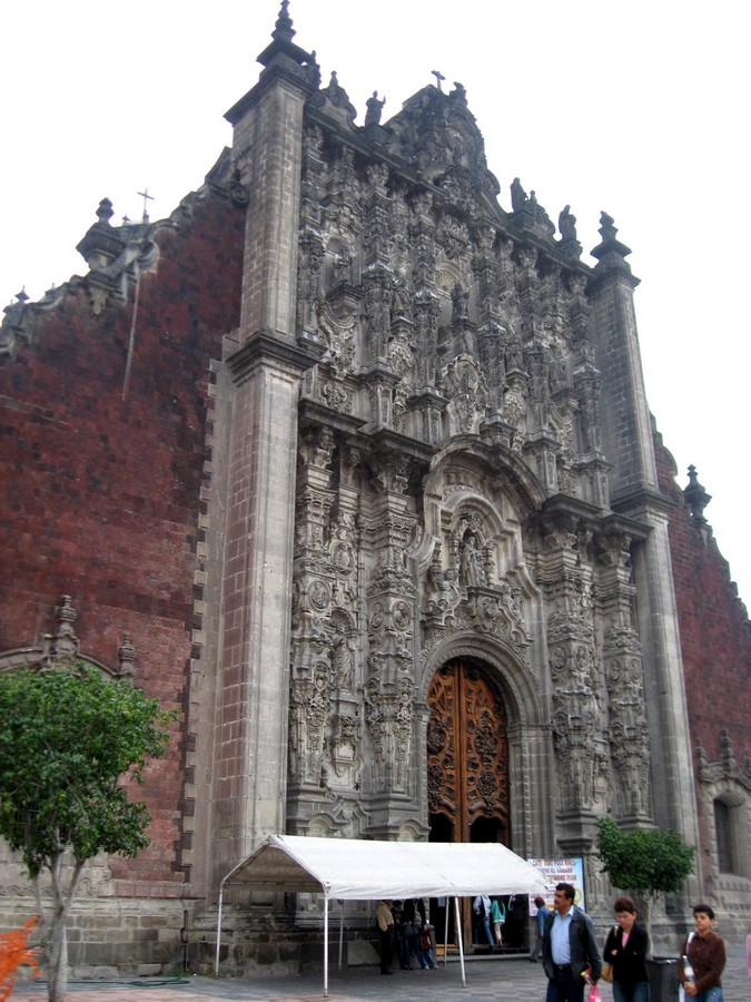 Mexico City Metropolitan Cathedral, Mexico: Sacred sites of the Aztecs - Sheet3