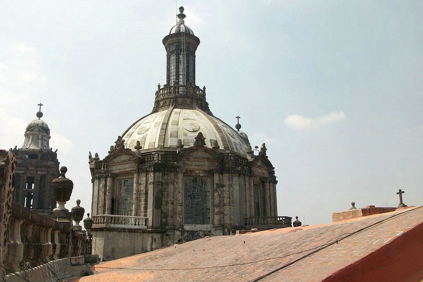 Mexico City Metropolitan Cathedral, Mexico: Sacred sites of the Aztecs - Sheet5