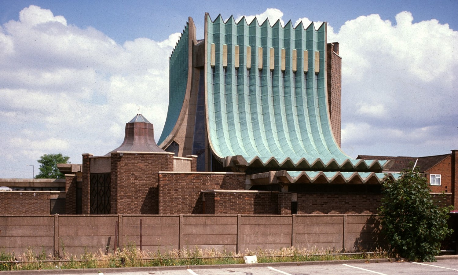 10 Brutalist Churches and Chapels around the world - Sheet1