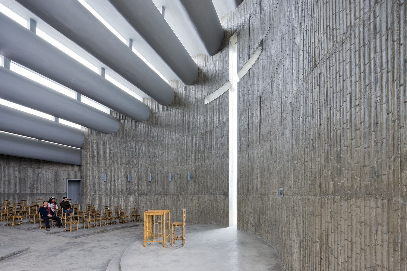 10 Brutalist Churches and Chapels around the world - Sheet3
