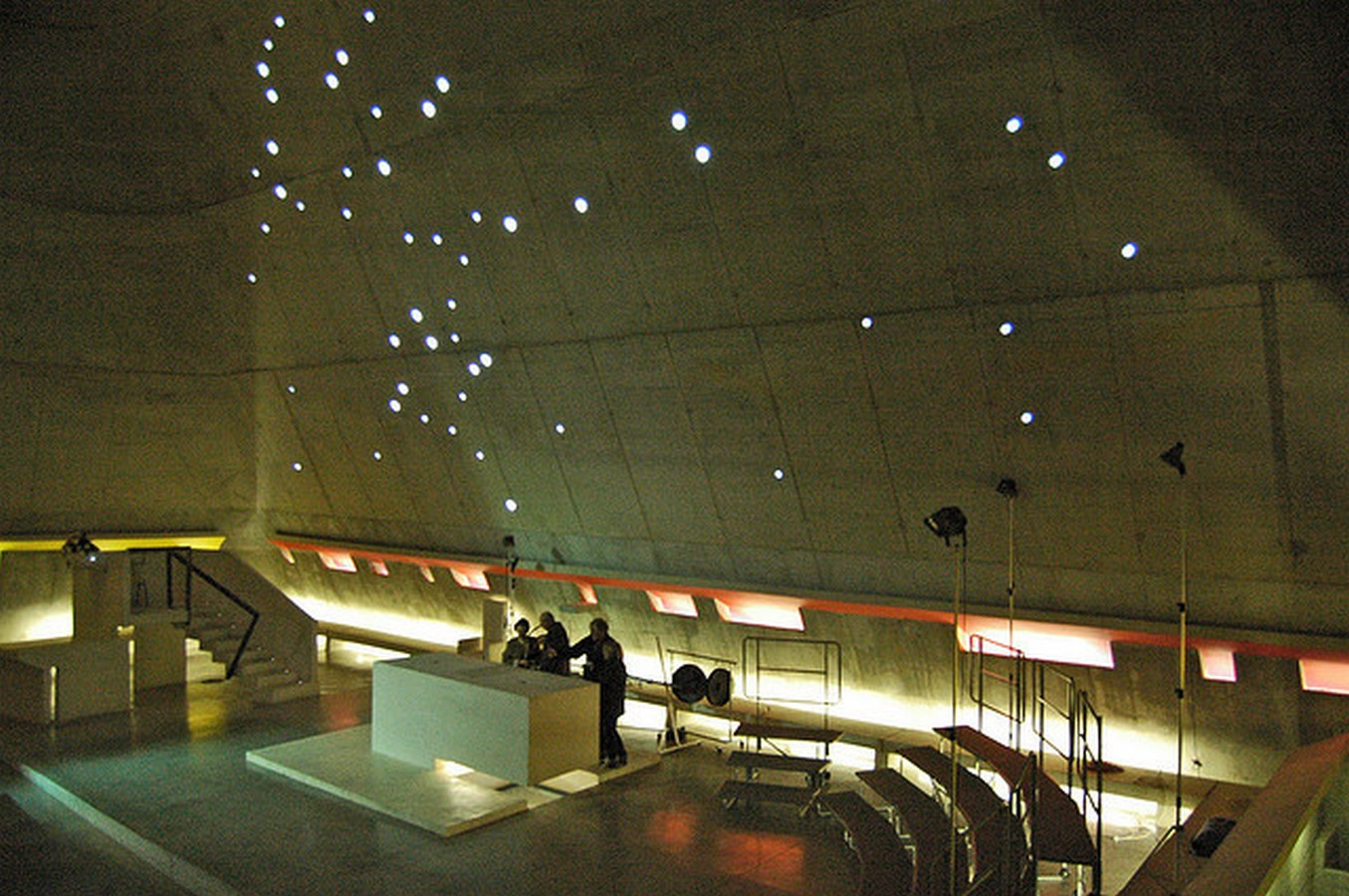 10 Brutalist Churches and Chapels around the world - Sheet5
