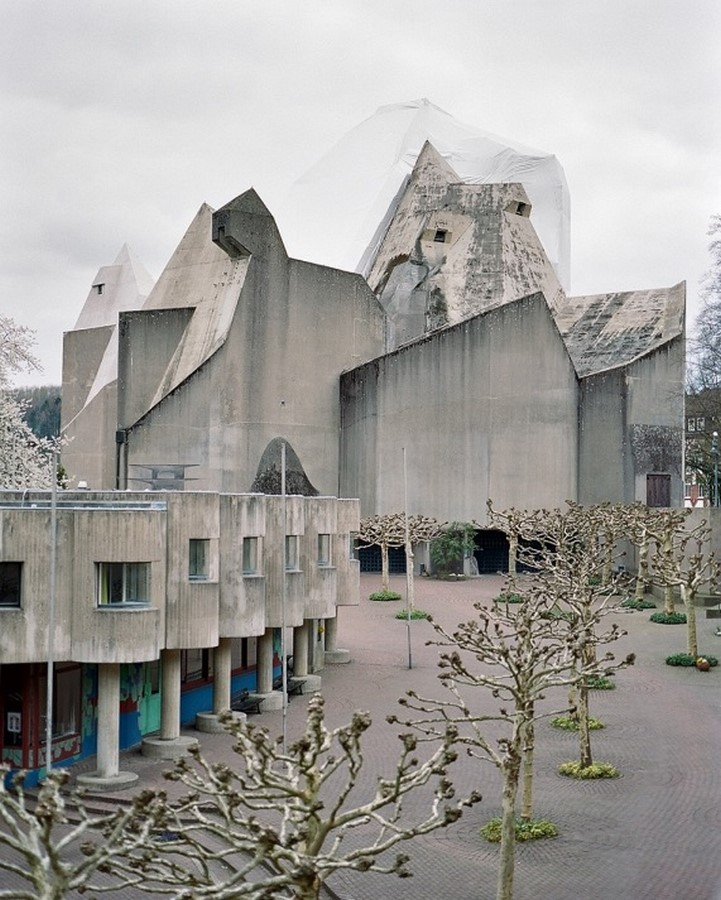 10 Brutalist Churches and Chapels around the world - Sheet6