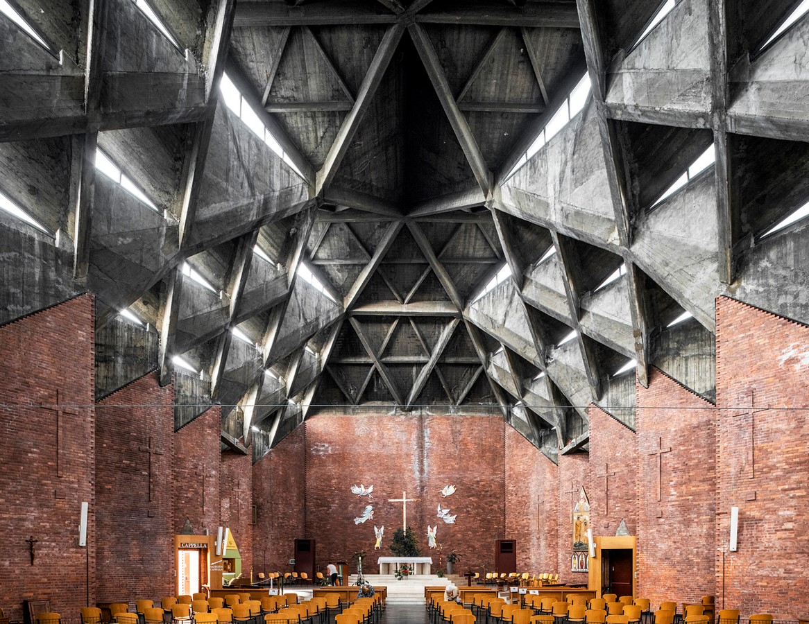 10 Brutalist Churches and Chapels around the world - Sheet7
