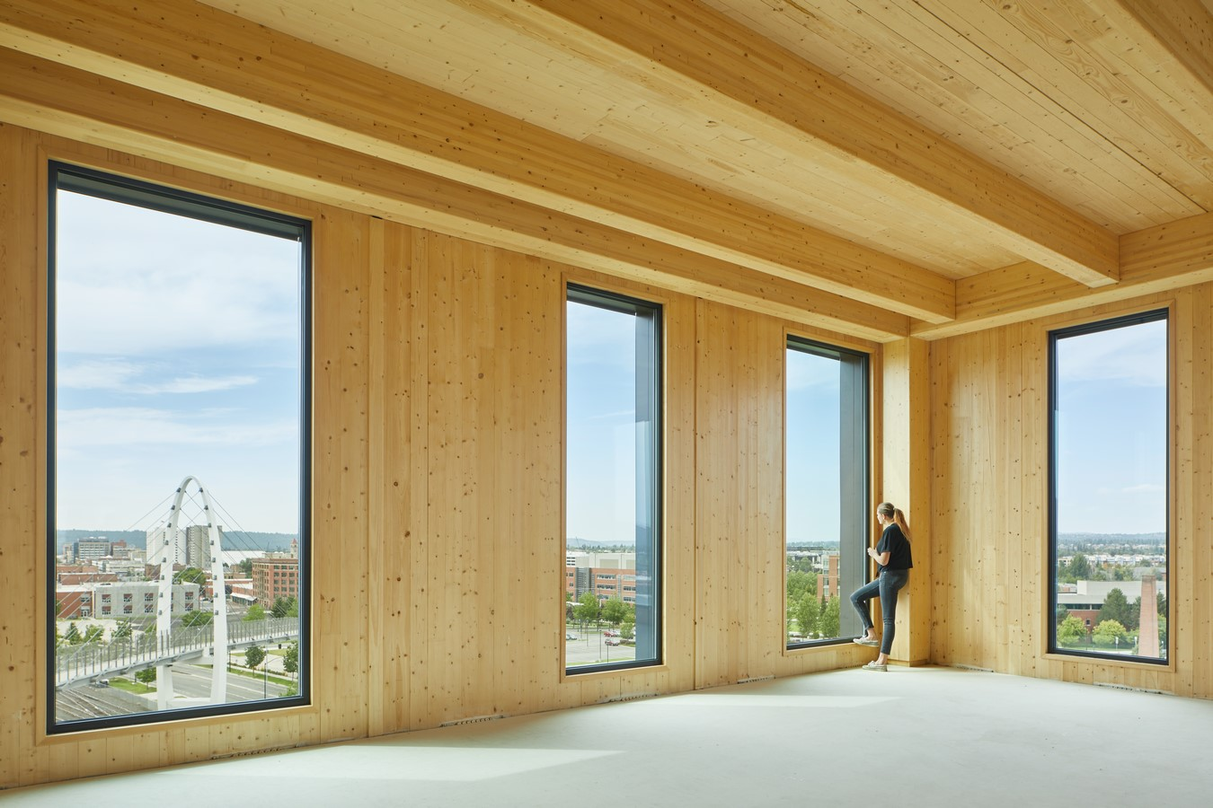 15 Projects by Michael Green Architecture, Canada Sheet52