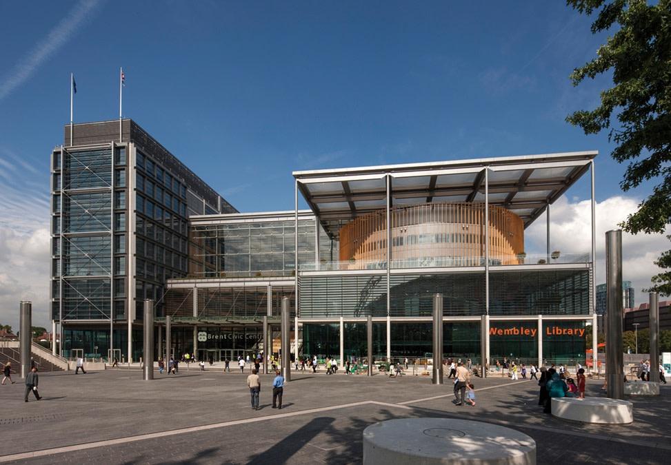 Brent Civic Centre - Sheet1